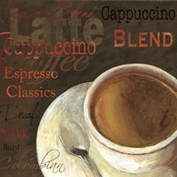 Cappuccino by Aimee Wilson - various sizes