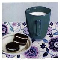 Cookie Cup - mini Fine Art Print
