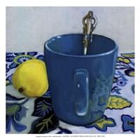 Lemon Cup - mini Fine Art Print