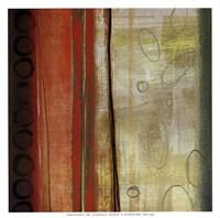 "Oasis Circles II - Mini by Posters International Studio - 13"" x 13"""