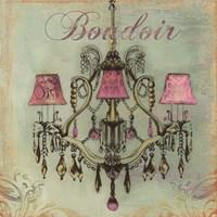 Boudoir - mini Fine Art Print
