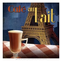 Cafe au Lait - mini Framed Print