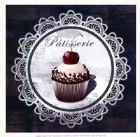 Patisserie - mini Fine Art Print