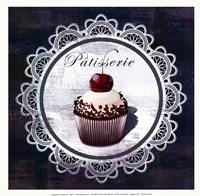 """Patisserie - mini by David Fischer - 13"""" x 13"""""""