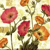 "Reminiscence II by Sue Schlabach - 12"" x 12"""