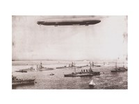 Zeppelin - B&W in the air - various sizes