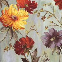 Field Flowers II by Asia Jensen - various sizes