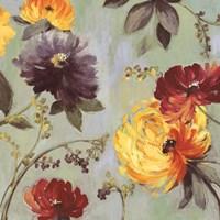 Field Flowers I Framed Print