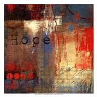 Hope - mini Framed Print