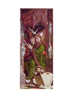 Fathers Altar,  St. Ambrose Fine Art Print
