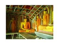 Buddha Statues Ibbagala Viharay - various sizes