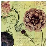 "Flora by Aimee Wilson - 19"" x 19"""