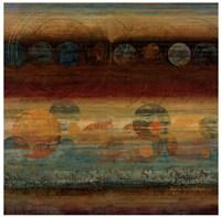 """Pattern Play II by Tom Reeves - 28"""" x 28"""""""