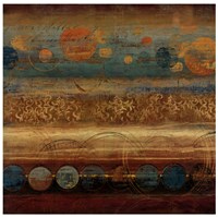 """Pattern Play I by Tom Reeves - 28"""" x 28"""" - $28.99"""