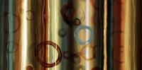 Ombre Circles Fine Art Print