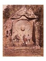 Buddha, Hakone Fine Art Print