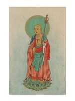 Buddha Standing on a Lotus - various sizes