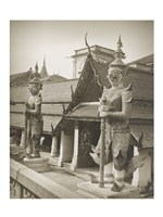 Temple of the Emerald Buddha Bangkok - various sizes - $29.99