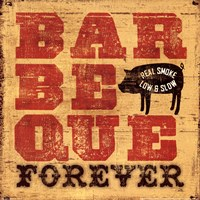Barbeque Forever Fine Art Print
