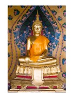 Statue of Buddha in a temple, Wat Arun, Bangkok, Thailand - various sizes