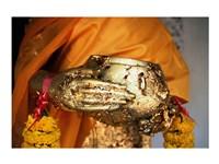 Buddha Hands, Phra Pathom Chedi, Nakhon Pathom, Thailand - various sizes