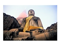 Statue of Buddha, Wat Yai Chai Mongkhon, Ayutthaya, Thailand - various sizes