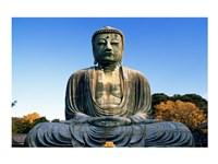 Statue of Buddha, Daibutsu, Kamakura, Tokyo, Japan - various sizes, FulcrumGallery.com brand