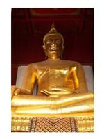 Statue of Buddha, Ayutthaya, Thailand - various sizes, FulcrumGallery.com brand