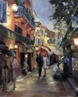 Evening in Paris Fine Art Print