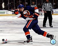 Kyle Okposo 2011-12 Action Fine Art Print