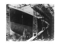 The Titanic - various sizes