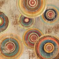 Living Colours I Framed Print