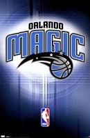 """22"""" x 34"""" Orlando Magic"""