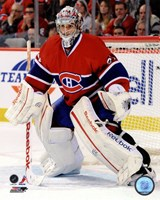 Carey Price 2011-12 Action Fine Art Print
