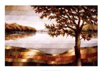 Lake Mamry Fine Art Print