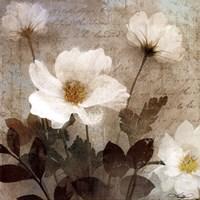 "Anemone I by Keith Mallett - 12"" x 12"""