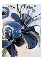 """Flowers of Azure I by Angela Maritz - 20"""" x 28"""""""