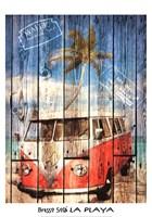 "La Playa by Bresso Sola - 20"" x 28"""