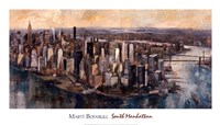 South Manhattan Fine Art Print