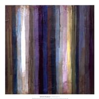 """Striations II by Wani Pasion - 20"""" x 20"""""""