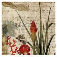 Palms II - mini Fine Art Print