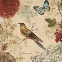 Natures Rhapsody I Fine Art Print