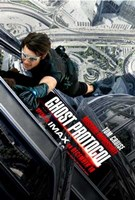 Mission: Impossible - Ghost Protocol Movie Wall Poster