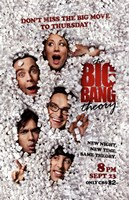 The Big Bang Theory - don't miss the big movie to Thursday Wall Poster