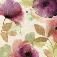 Watercolour Florals II by Aimee Wilson - various sizes