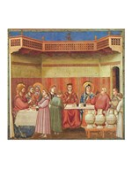 Marriage at Cana Fine Art Print