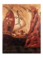 Scene from The Life of St Mark Fine Art Print