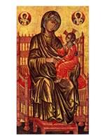 Italian Painter of the Byzantic Fine Art Print