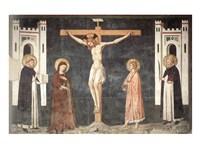 Crucifixion Fine Art Print