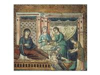 Nativity of the Virgin Fine Art Print